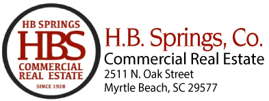 HB Springs Commercial Real Estate Logo